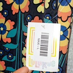 LuLaRoe Skirts - Lularoe Maxi Skirt, vintage floral, Large